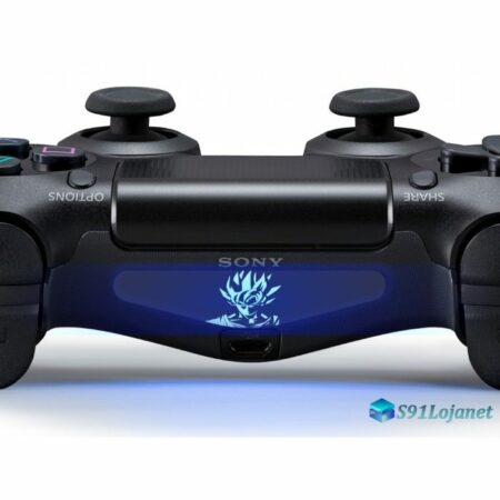 PS4 Light Bar Decal Skin Sticker Controle PS4 Fat PS4 Slim PS4 Pro Controle Modelo 98